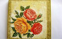 tablou pe panza