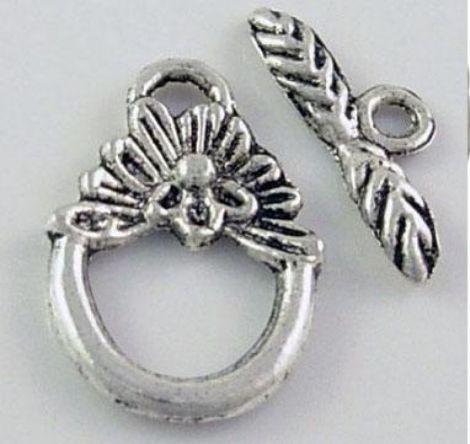 2xtoggle argintiu