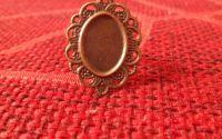 baza inel bronz