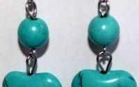 Cercei Turquoise