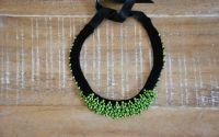 colier verde crud
