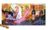 Tablou Moulin Rouge