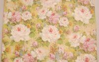 Servetel trandafiri pictati
