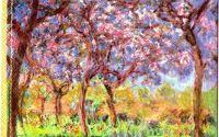 Servetel peisaj Monet