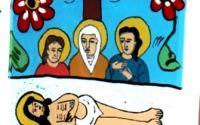 Isus dat de pe cruce