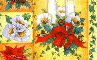 Servetel Christmas Candles