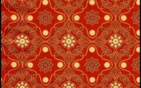 Servetel Red Deco