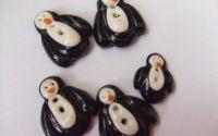 Nasturi- Pinguini mari