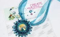 Pandantiv Shining Turquoise