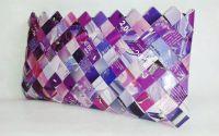 Geanta Eco violet