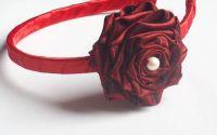 Cordeluta Red Rose - trandafir textil