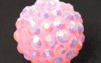 Margele-Shamballa roz