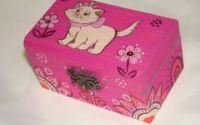 cutie bijuterii Piscicuta Marie