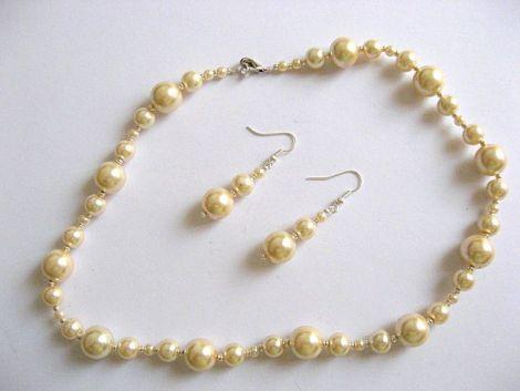 set perle sticla