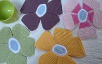 Suporturi pentru farfurii FLOWER
