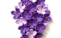 Flori de Liliac- Pandantiv