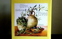 Tablou Olives