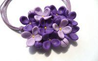 Flori de Liliac- Bratara