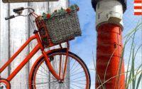 Servetel Farul si bicicleta