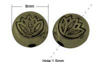 Distantier margele bronz antichizat