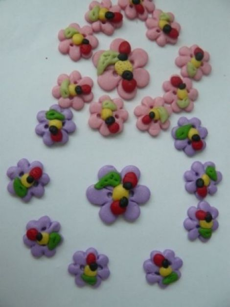 Nasturi-Flori roz